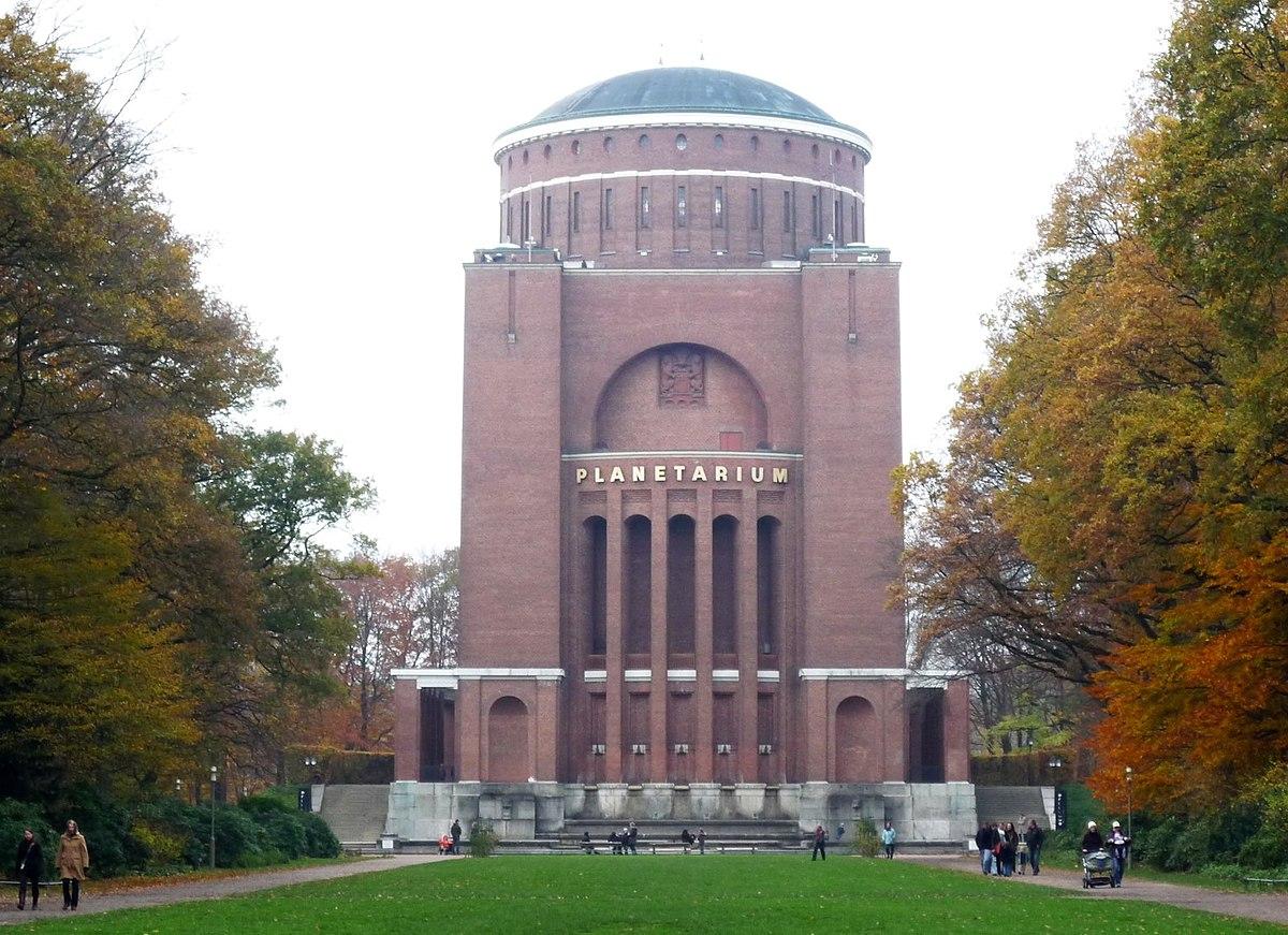 Hamburg Planetarium - Wikipedia  Hamburg Planeta...
