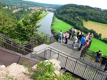 Weser-Skywalk
