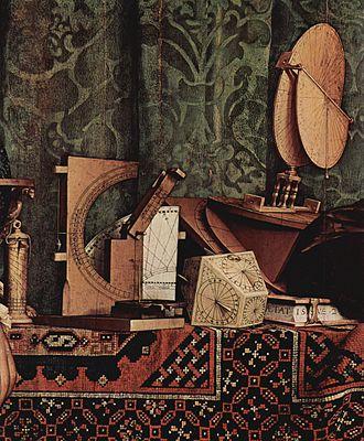 Jabir ibn Aflah - The Torquetum was invented by Jabir ibn Aflah.