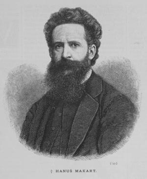 Hans Makart - Hans Makart (1884)