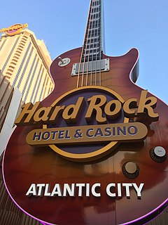 Hotel and casino in Atlantic City, New Jersey