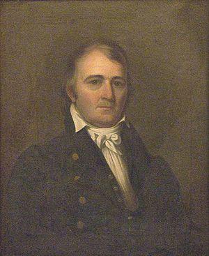 Hardy Murfree - Murfree, late 1700s
