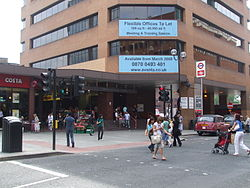 Harrow-on-the-Hill stn north entrance.JPG