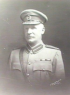 Harry Finn - Major General Harry Finn c.1906