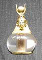 Hathor-headed crystal pendant.JPG