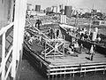 Havnen på Vallø oljeraffineri - Havn 1952.jpg
