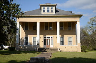 Hawkins House (Foreman, Arkansas)