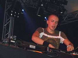 Headhunterz in Doetinchem