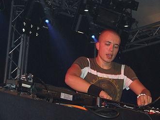Headhunterz - Headhunterz performing in Doetinchem, Netherlands in 2007