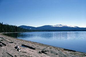 Heart Lake (Wyoming) - Heart Lake, 1962