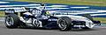 Heidfeld (Williams) in practice at USGP 2005.jpg