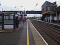 Hendon station slow tracks look north.JPG