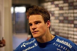 Henning Hauger Norwegian footballer