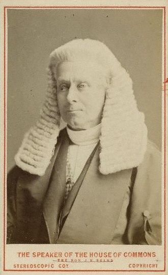 Henry Brand, 1st Viscount Hampden - Image: Henry Brand, 1st Viscount Hampden
