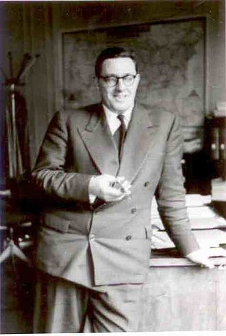 Henry Cummings Campbell - Henry Cummings Campbell, c. 1950.