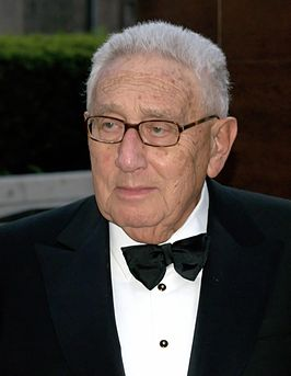 Henry Alfred Kissinger in 2009