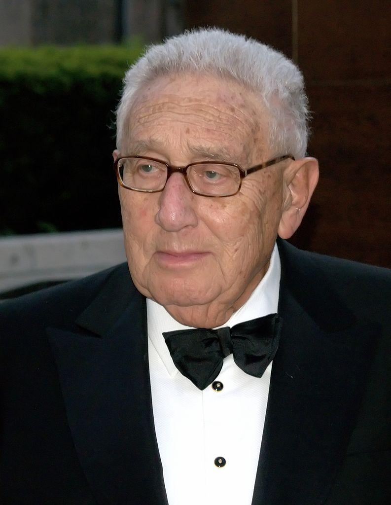 Henry Kissinger - Wikipedia, the free encyclopedia