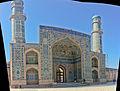 Herat Blue Mosque Panorama (5485554433).jpg