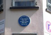 Herzog plaque