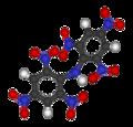 Hexanitrodiphenylamine-3D-balls.png