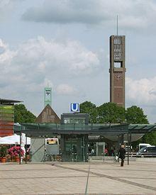 Markt Wandsbek