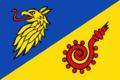 Hissflagge der Gemeinde Kritzmow.png