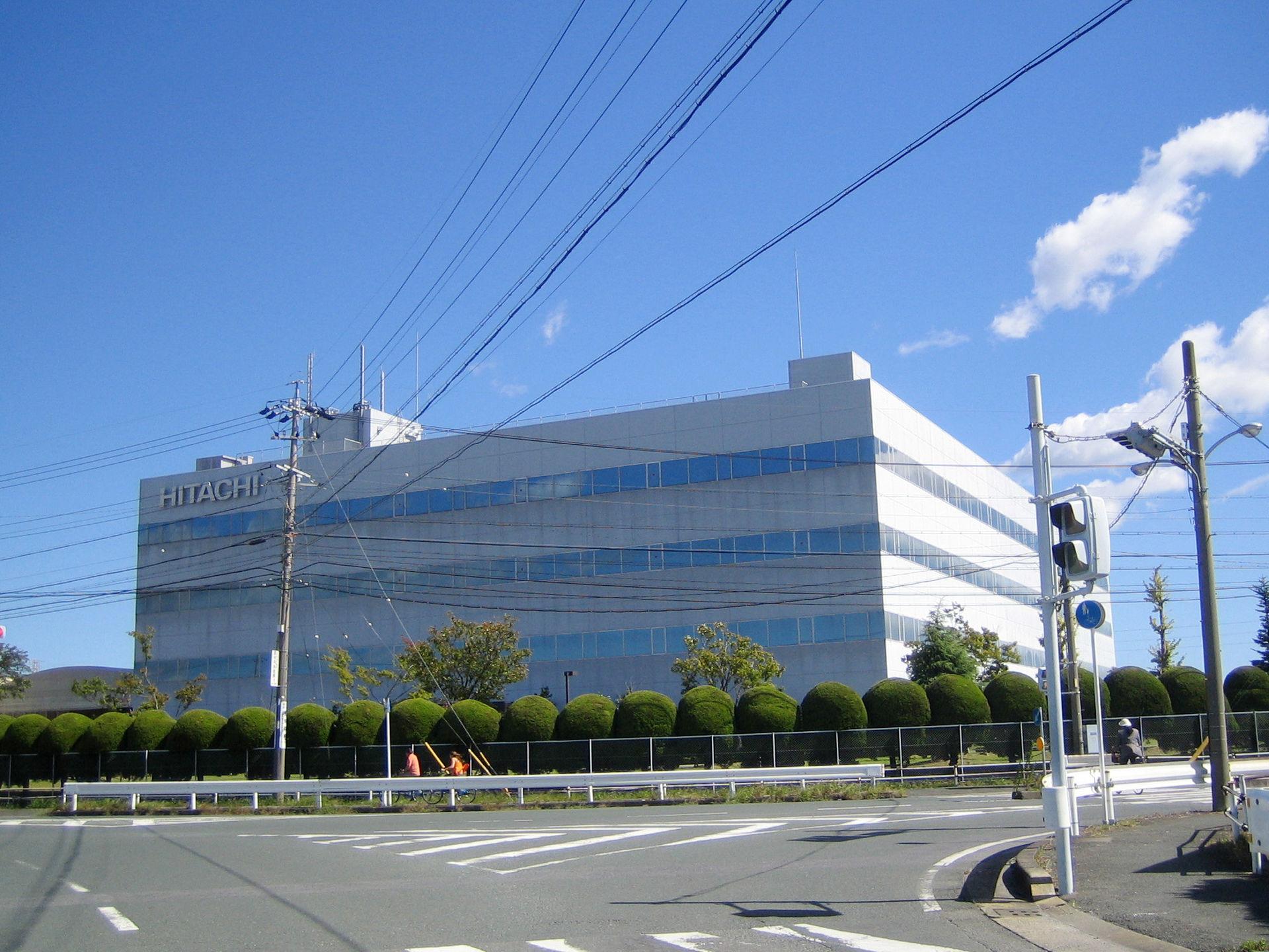 Hitachi Ltd