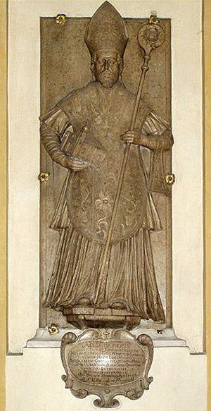 Lambach Abbey - Bishop Adalbero