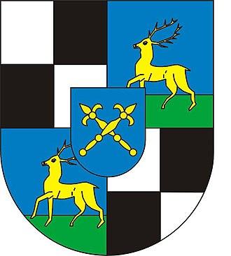 Swabian Circle - Image: Hohenzollern arms