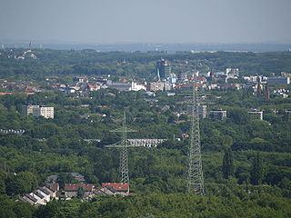 Herne, North Rhine-Westphalia Place in North Rhine-Westphalia, Germany