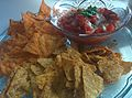 Home made salsa dip with nachos.jpg
