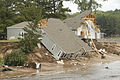 Homes that collapsed into the new channel which drained Lake Delton.jpg