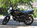 Honda CB 150 Invicta (16014678649).jpg