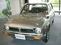 Honda Civic SB1 (1972–1977)