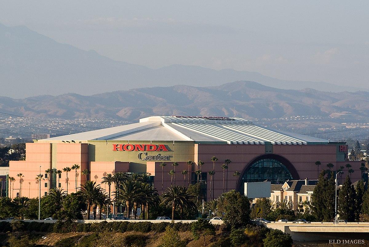 Honda Center - Wikipedia
