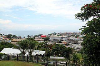 Honiara Place in Honiara City, Solomon Islands