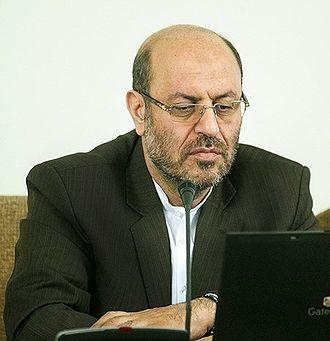Hossein Dehghan - Image: Hossein Dehghan in a cabinet meeting
