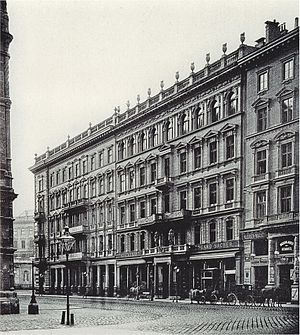 Hotel Sacher - Image: Hotel Sacher