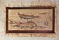 House of the Prince of Naples in Pompeii Plate 134 Tablinum Pinax on West Wall MH.jpg