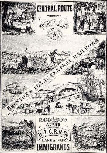 Houton Immigration Poster