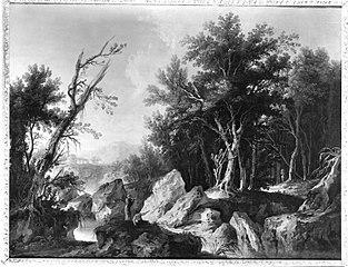 Felsenlandschaft (Art des)