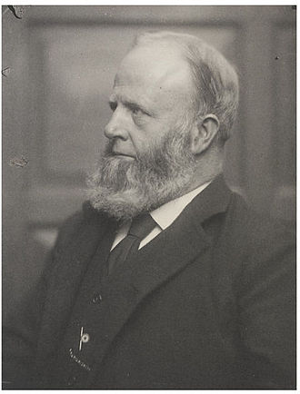 Hugh Colin Smith - Hugh Colin Smith, photographed by Frederick Hollyer, c. 1900