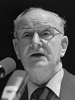 Hugh Scanlon British trade unionist