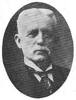Hugh Smith Thompson American politician