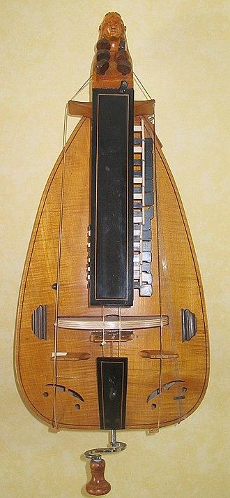 Renaissance music - Hurdy-gurdy