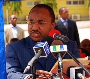 Hussein Mwinyi - Image: Hussein Mwinyi