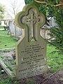 Hussey family gravestone St Mary's Tetbury. - geograph.org.uk - 1523142.jpg
