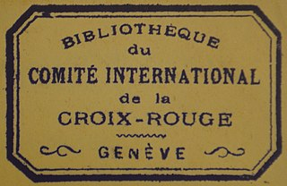International Committee of the Red Cross Library