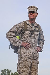II Marine Expeditionary Force emphasizes unit cohesion with 9.5 mile hike 141029-M-PJ201-256.jpg