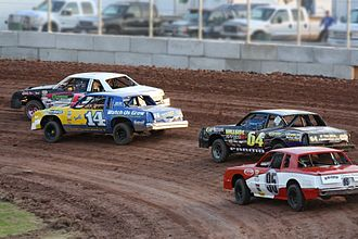International Motor Contest Association - IMCA Hobby Stocks